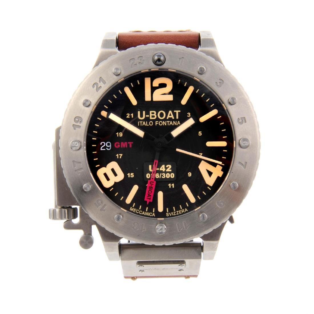 U-BOAT - a limited edition gentleman's Italo Fontana