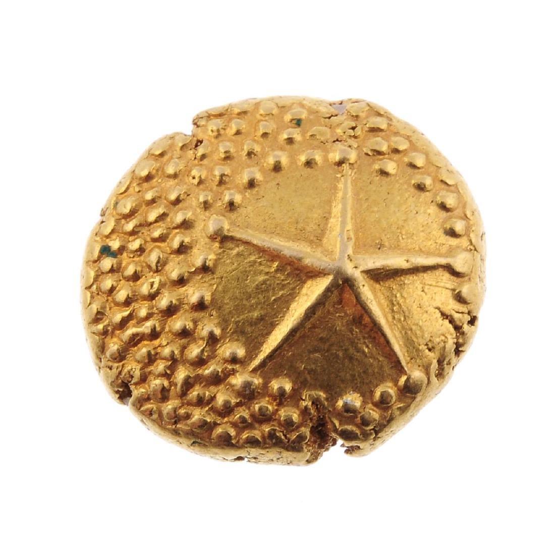 India, East India Company, Madras Presidency, gold Star - 2