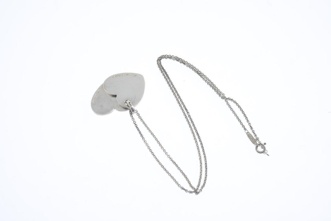 TIFFANY & CO. - a 'Return to Tiffany' necklace. - 2