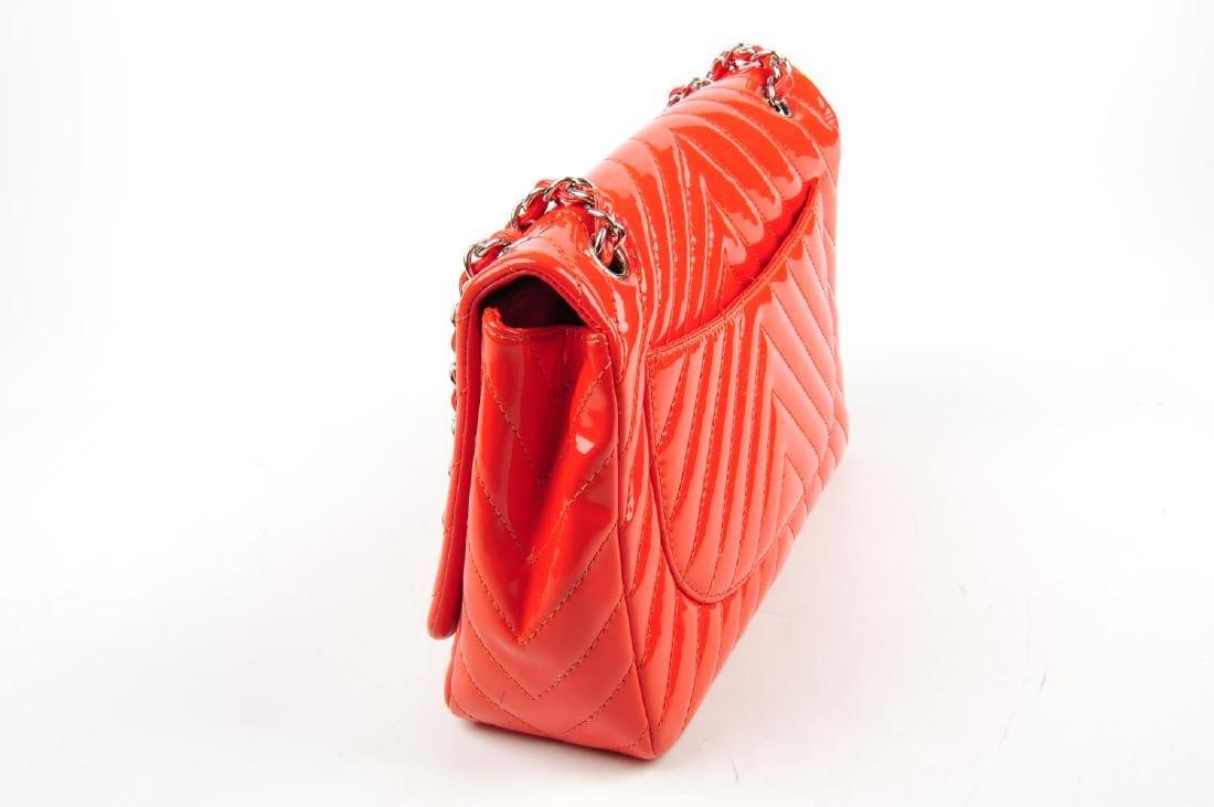 CHANEL - a Jumbo Single Flap handbag. Designed with - 3