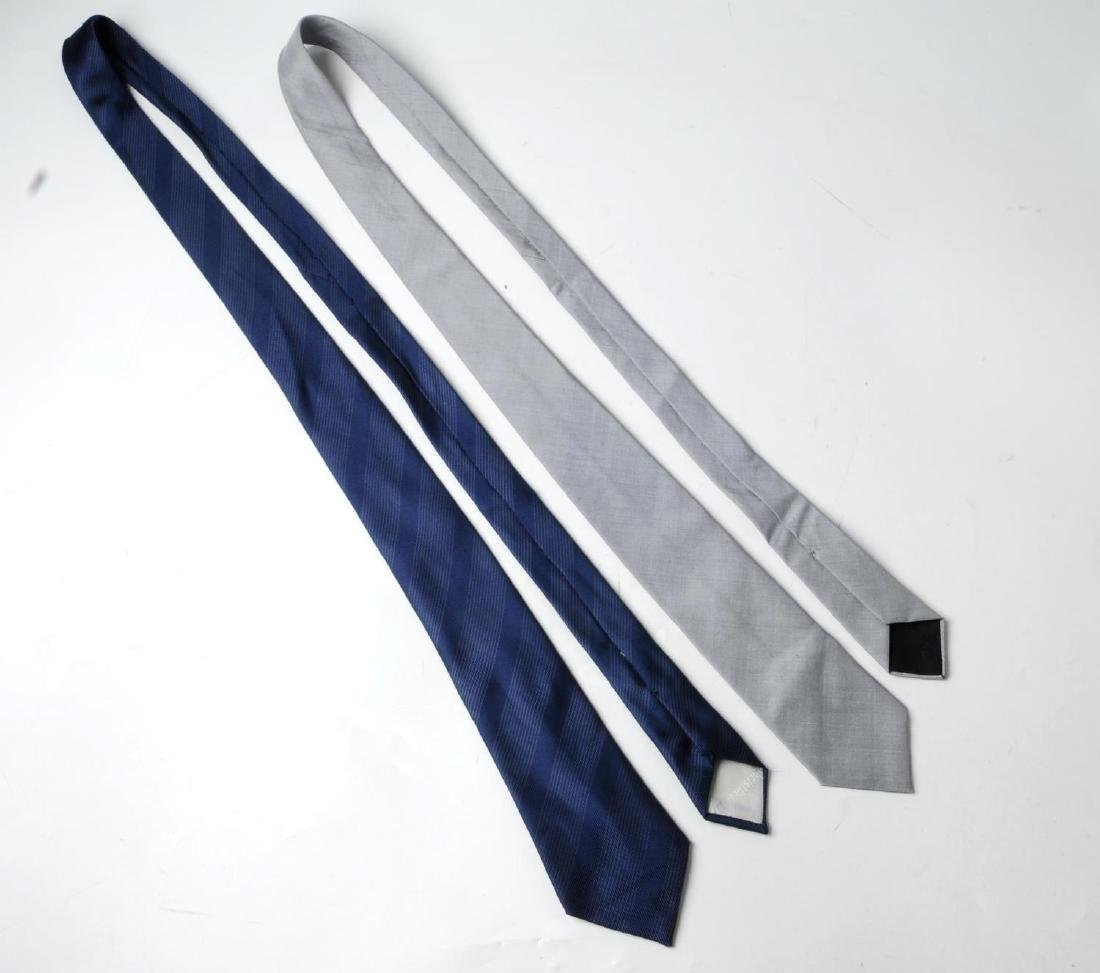 CHRISTIAN DIOR - six ties. To include three ties with - 3