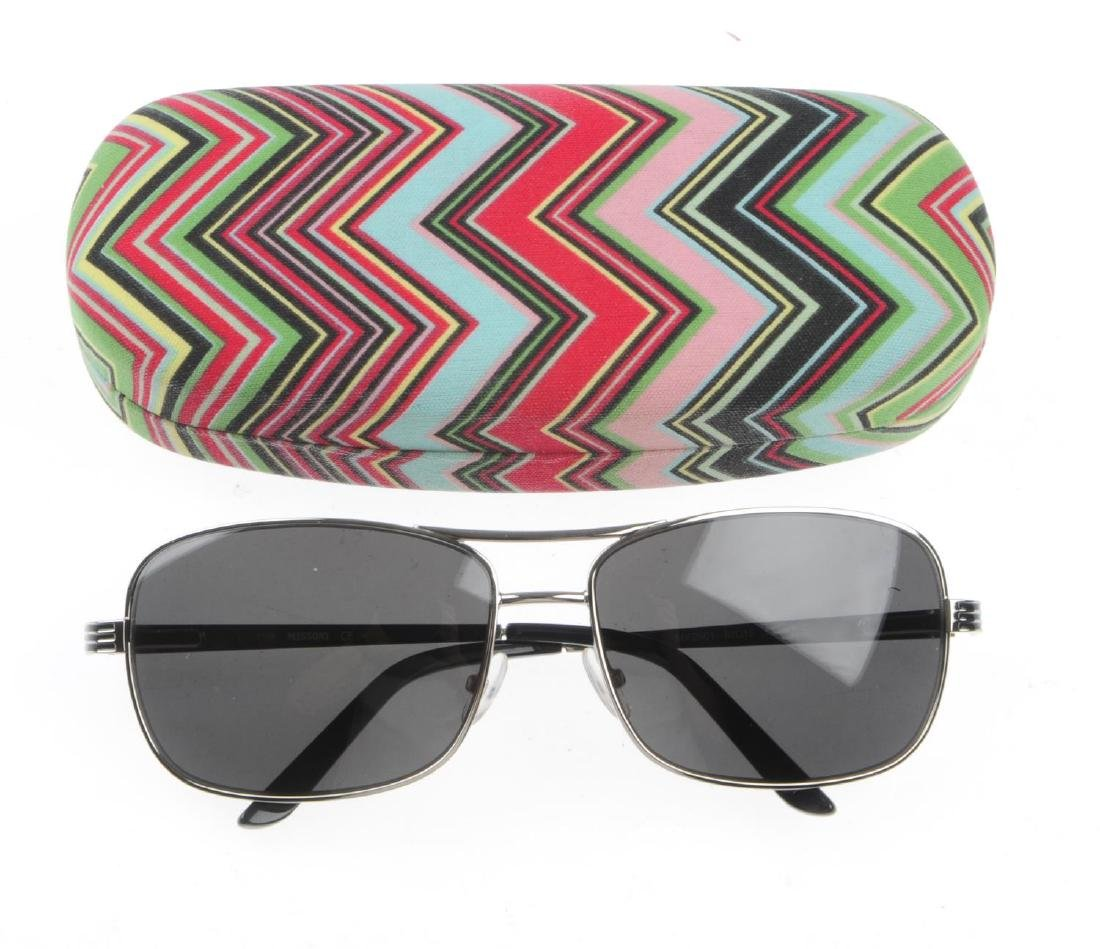 Three pairs of designer sunglasses. To include a pair - 6