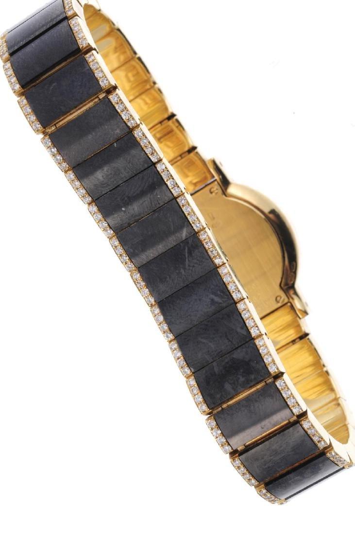 MOVADO - a lady's Museum bracelet watch. 18ct yellow - 2