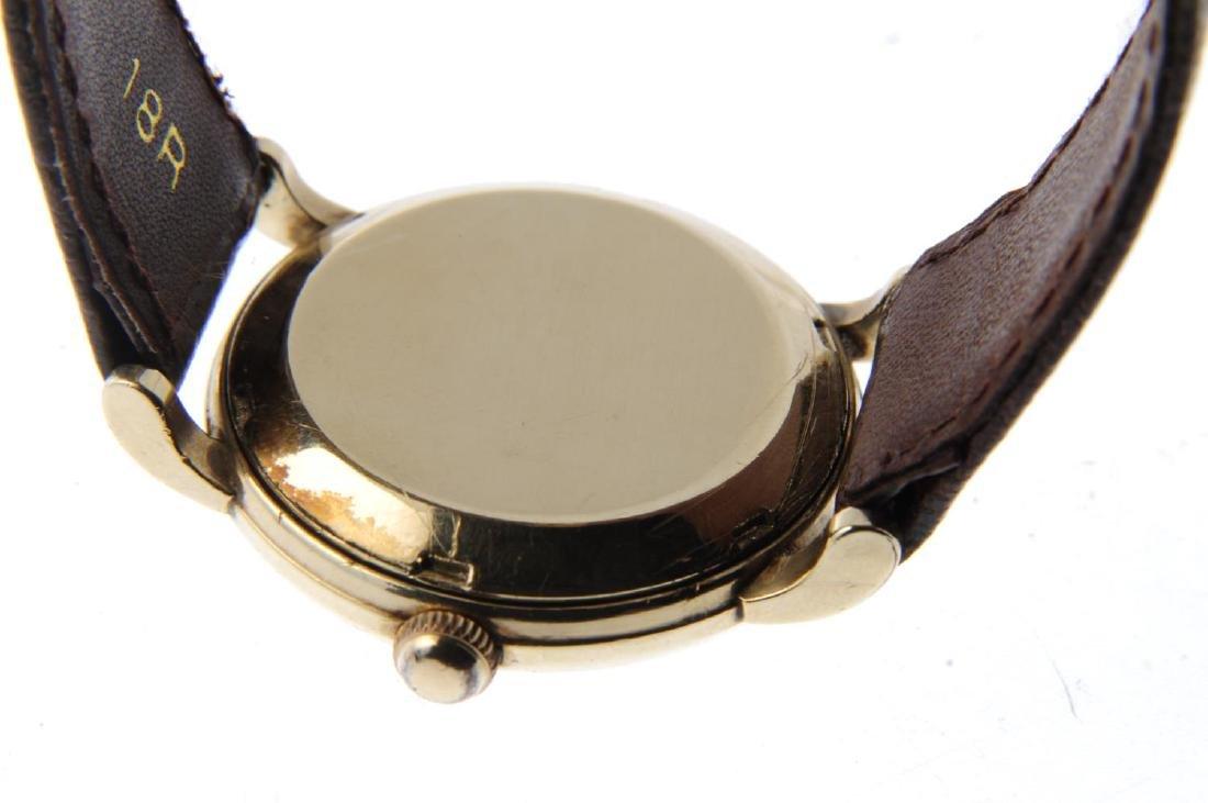 OMEGA - a gentleman's wrist watch. Gold filled case. - 3