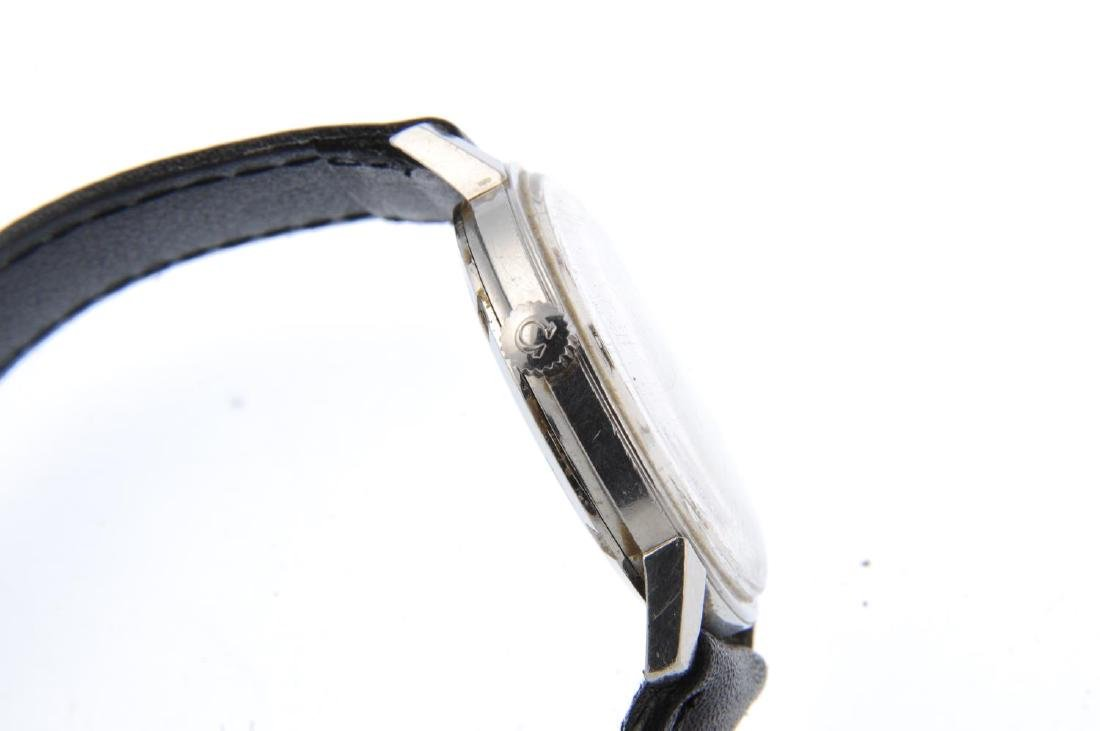 OMEGA - a gentleman's Seamaster wrist watch. Stainless - 4