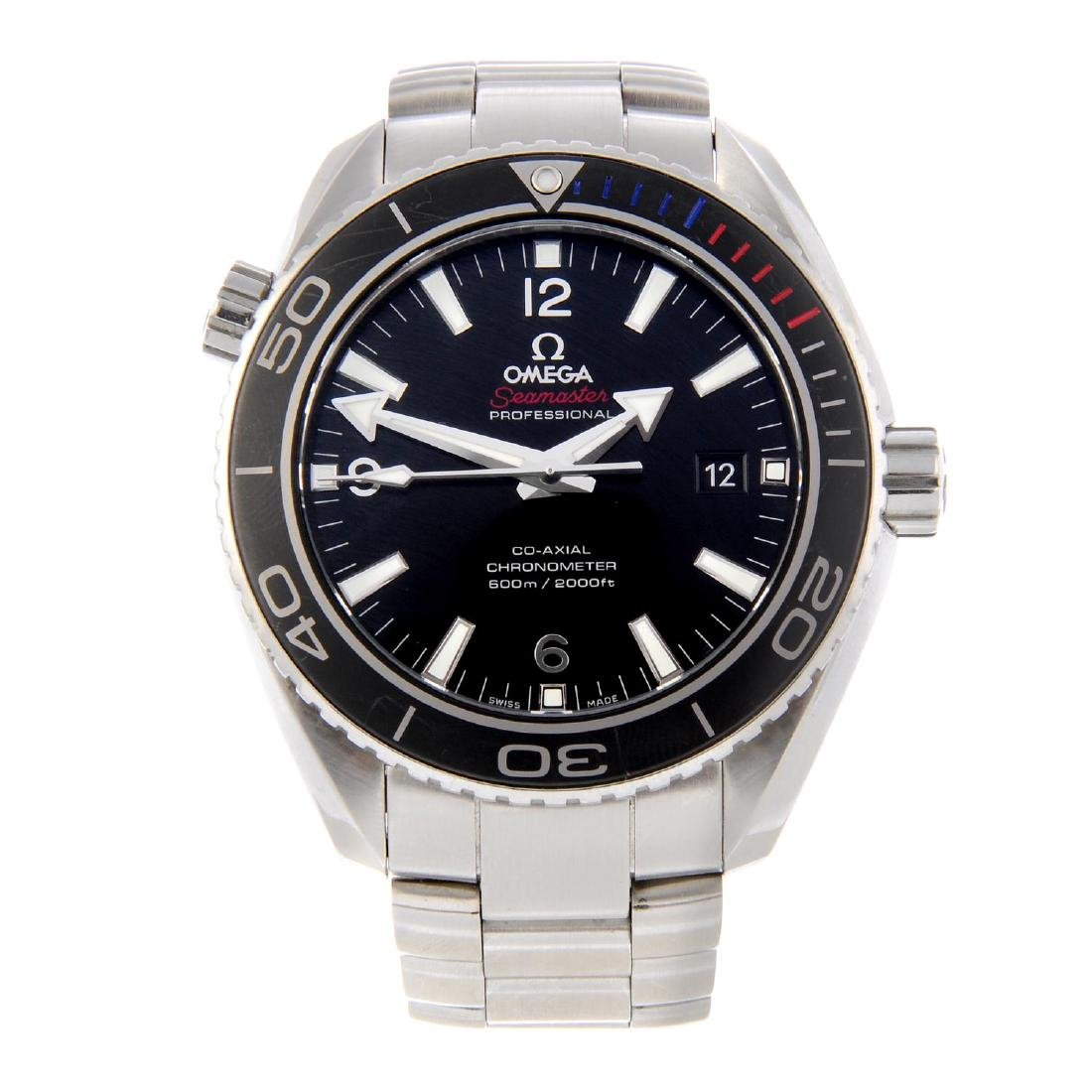 OMEGA - a limited edition gentleman's Seamaster