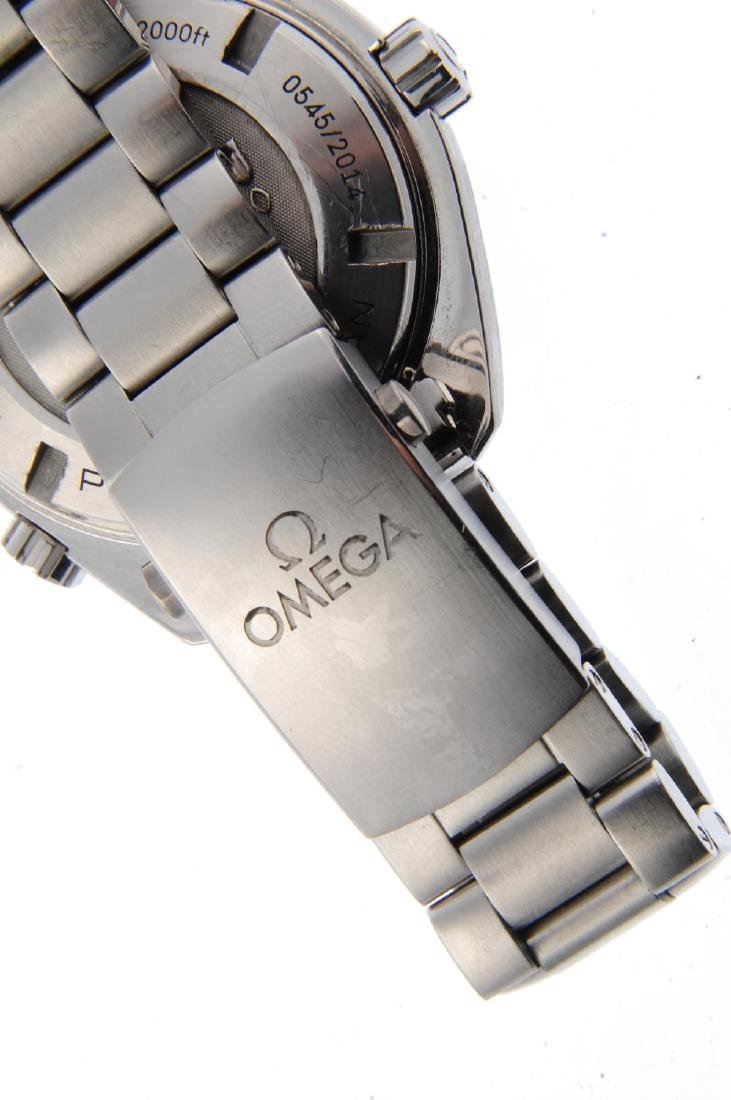 OMEGA - a limited edition gentleman's Seamaster - 2