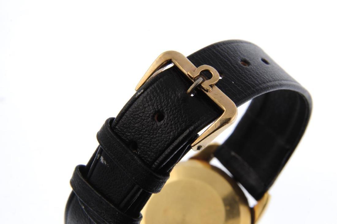 OMEGA - a gentleman's Seamaster wrist watch. 18ct - 2