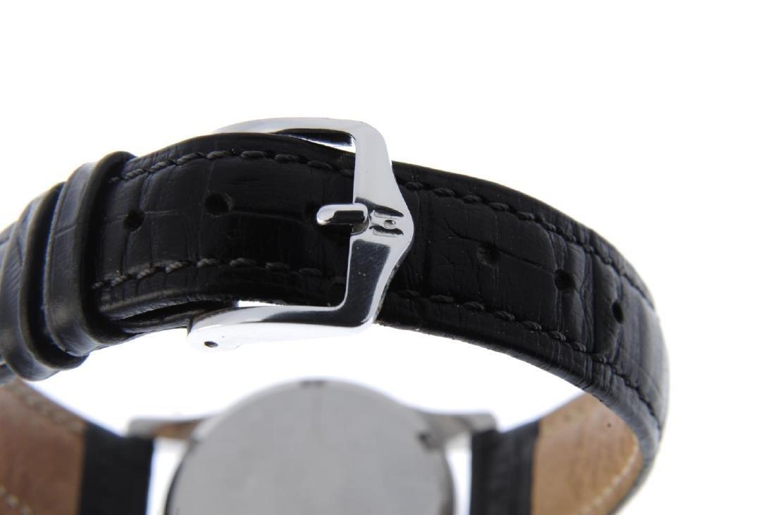 OMEGA - a gentleman's wrist watch. Stainless steel - 2