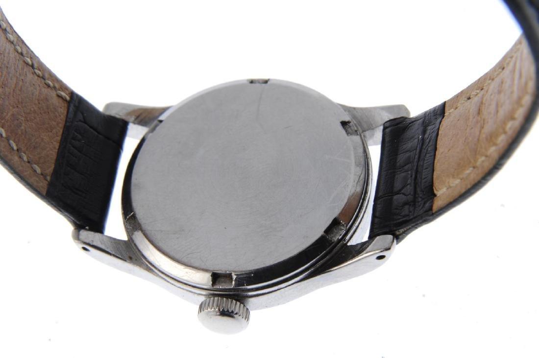 OMEGA - a gentleman's wrist watch. Stainless steel - 3