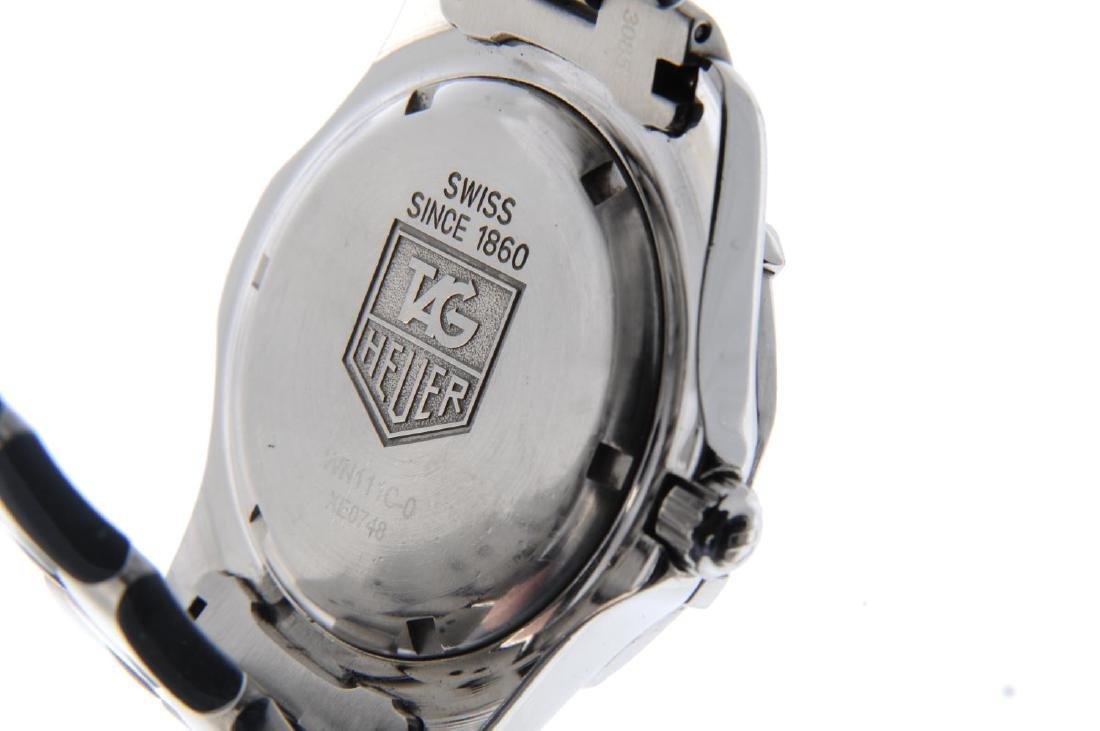 TAG HEUER - a gentleman's 2000 Exclusive bracelet - 3