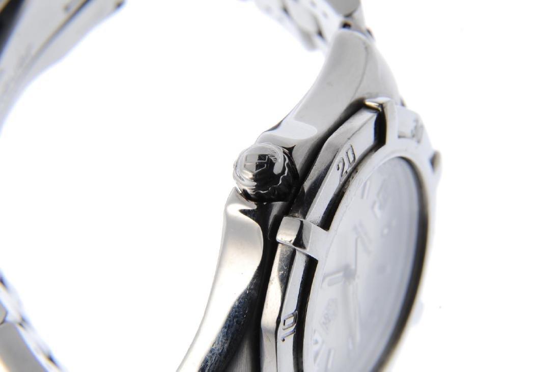 TAG HEUER - a gentleman's 2000 Exclusive bracelet - 4