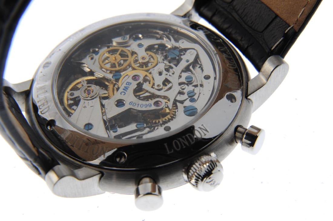 BELGRAVIA WATCH CO. - a limited edition gentleman's - 3