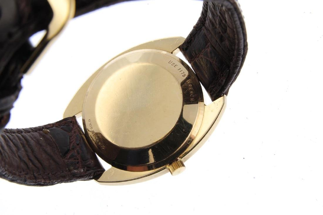 LONGINES - a gentleman's Ultra-Chron wrist watch. - 3