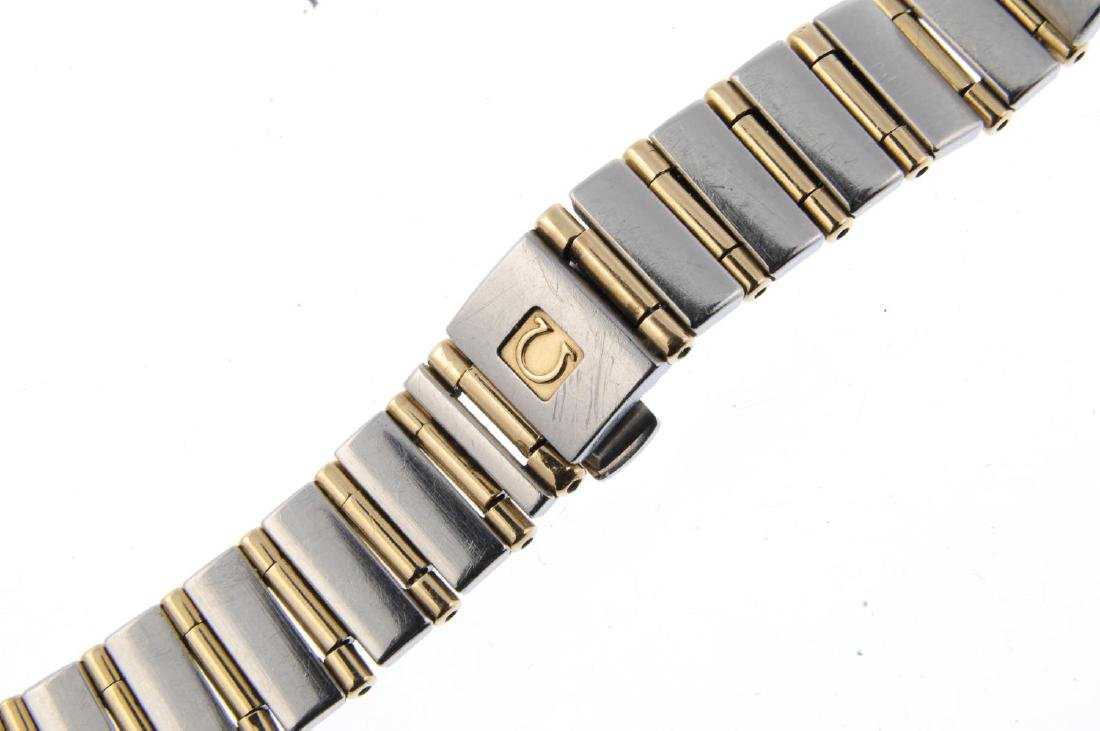 OMEGA - a lady's Constellation bracelet watch. - 4