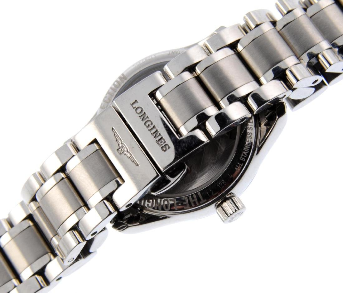 LONGINES - a lady's Master Collection bracelet watch. - 2