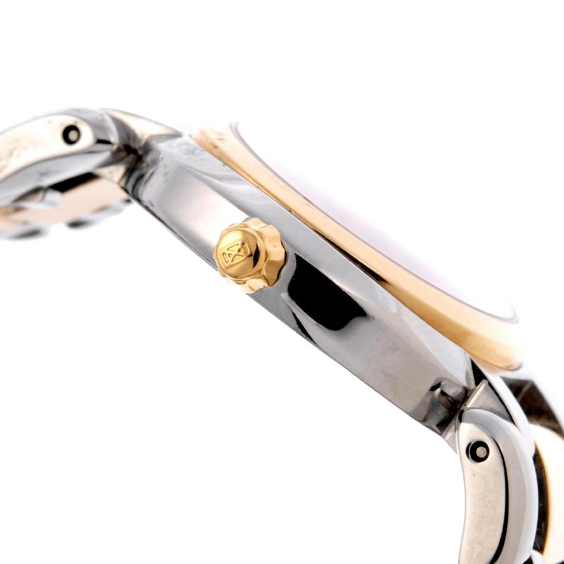 LONGINES - a lady's PrimaLuna bracelet watch. Stainless - 3