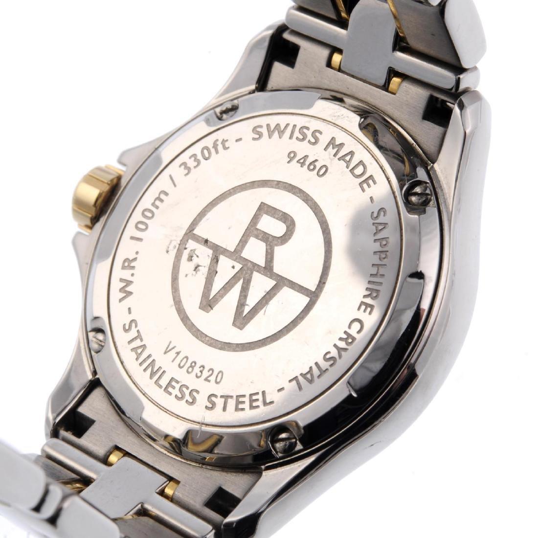 RAYMOND WEIL - a lady's Parsifal bracelet watch. - 3