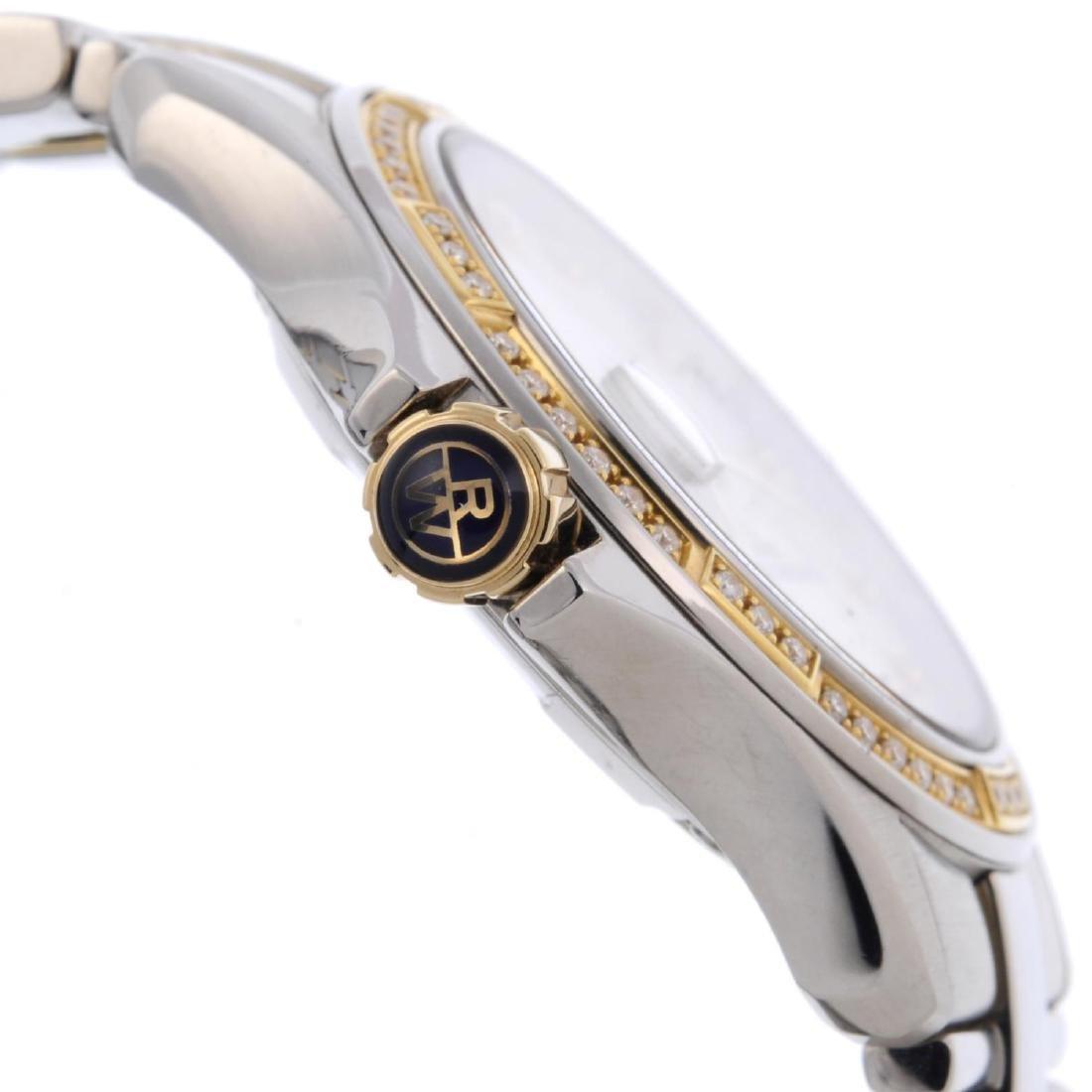 RAYMOND WEIL - a lady's Parsifal bracelet watch. - 4