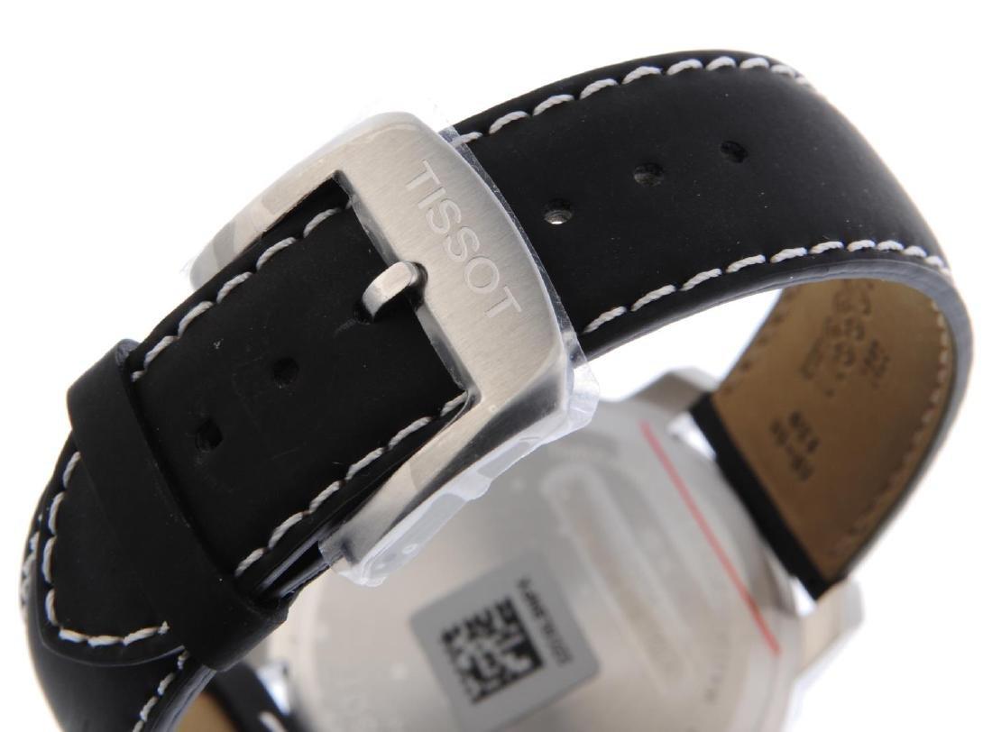 TISSOT - a gentleman's Quickster chronograph wrist - 2