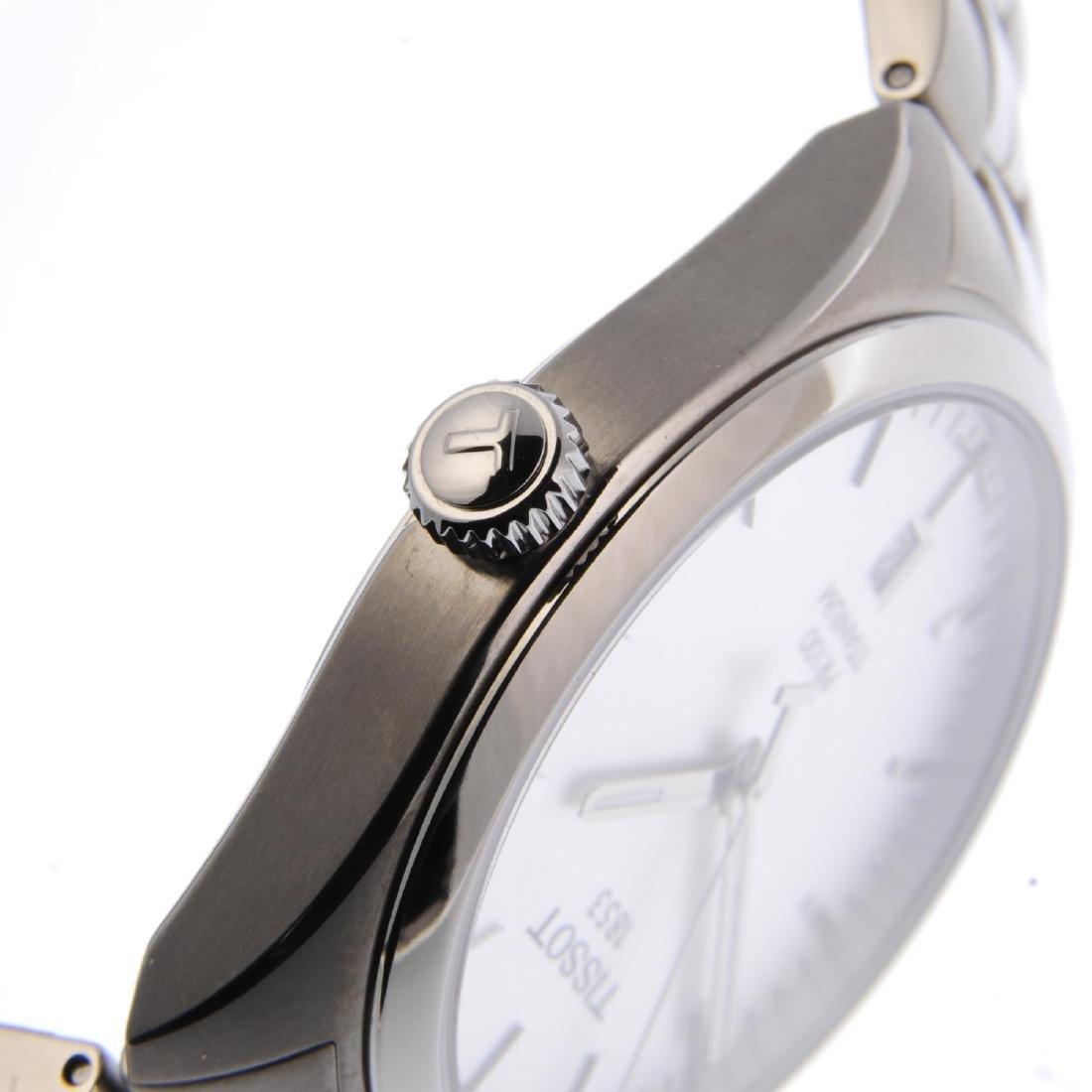 CURRENT MODEL: TISSOT - a gentleman's PR100 bracelet - 3