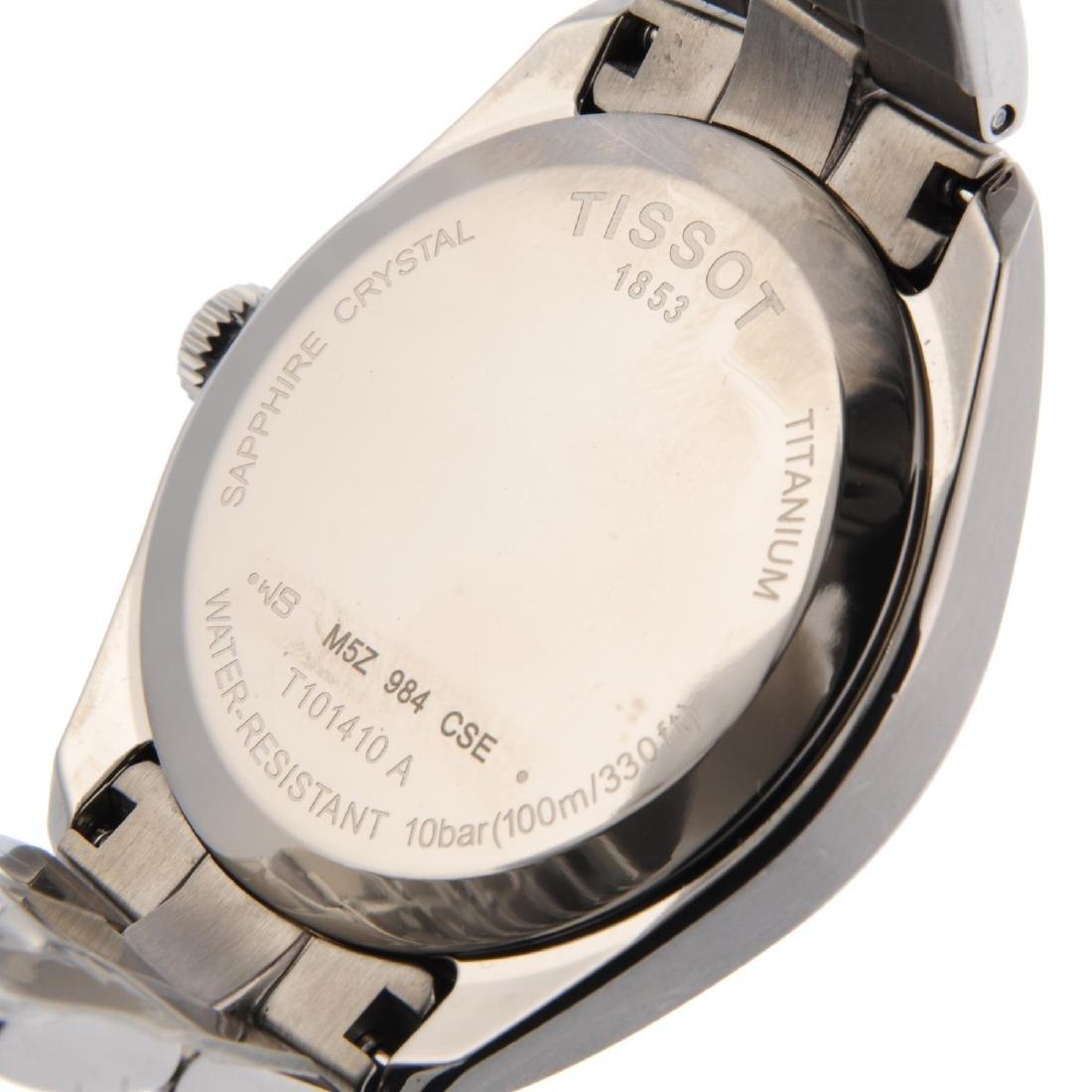 CURRENT MODEL: TISSOT - a gentleman's PR100 bracelet - 4