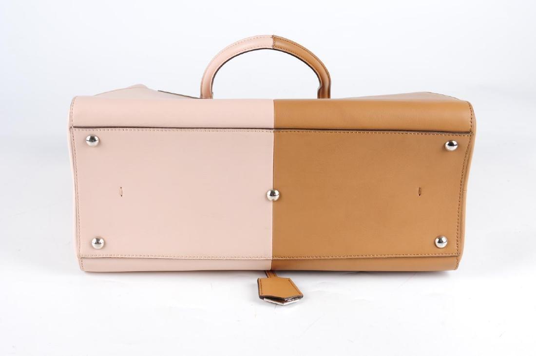 FENDI - a leather bicolour 3Jours handbag. Designed - 4