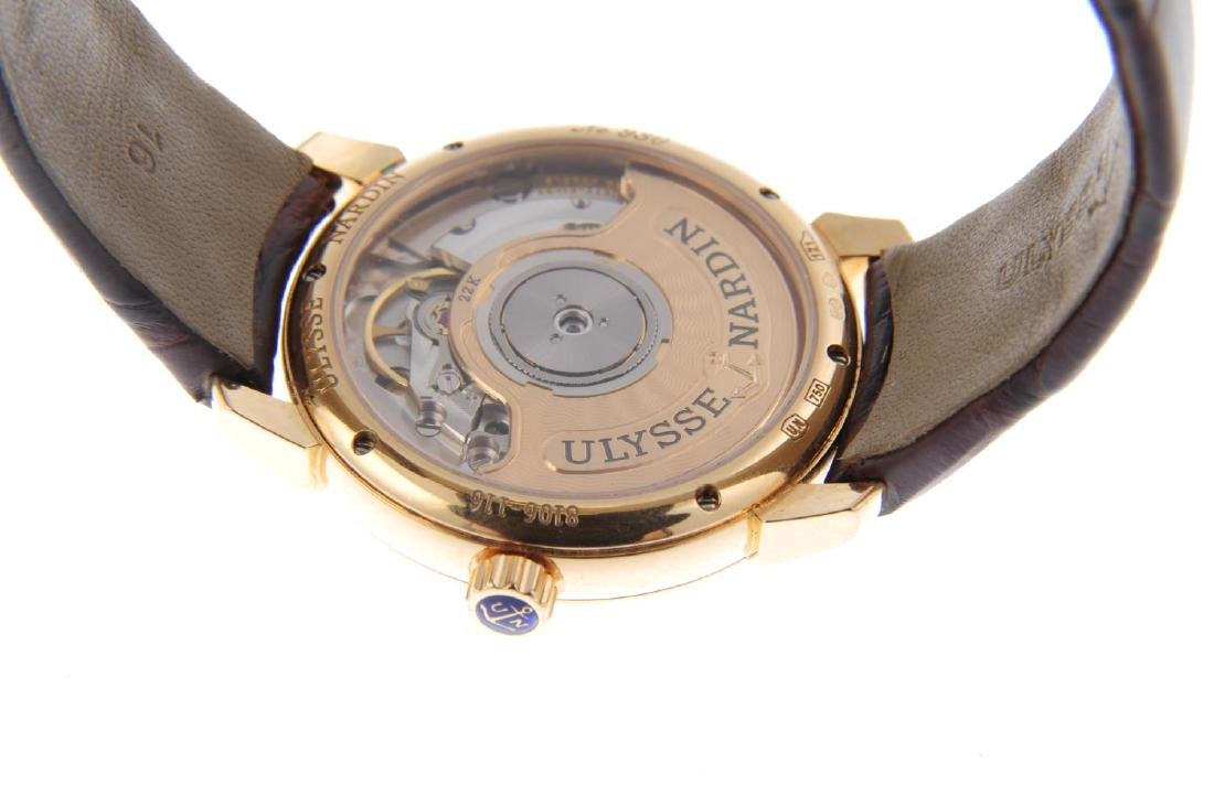 (130298) ULYSSE NARDIN - a lady's Classico wrist watch. - 3