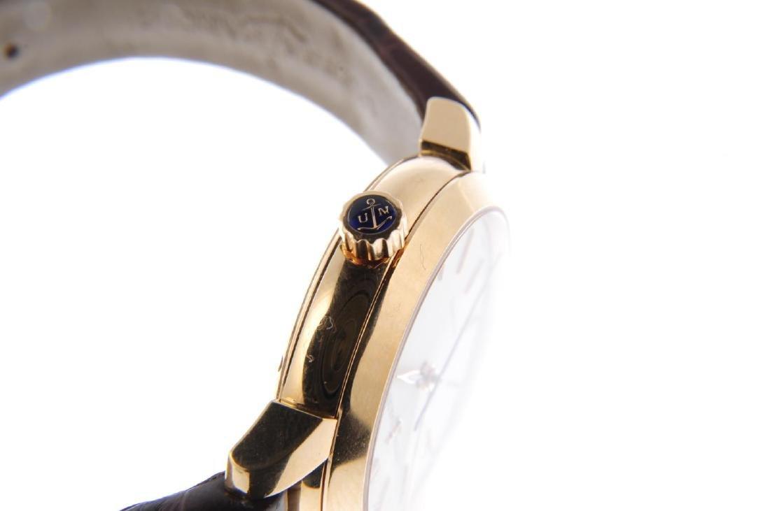 (130298) ULYSSE NARDIN - a lady's Classico wrist watch. - 4