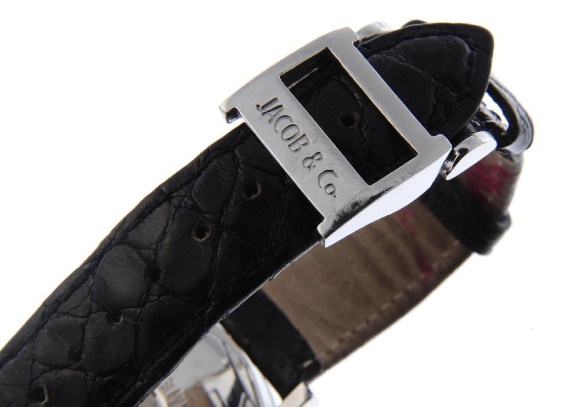 JACOB & CO. - a mid-size Five Time Zone wrist watch. - 2