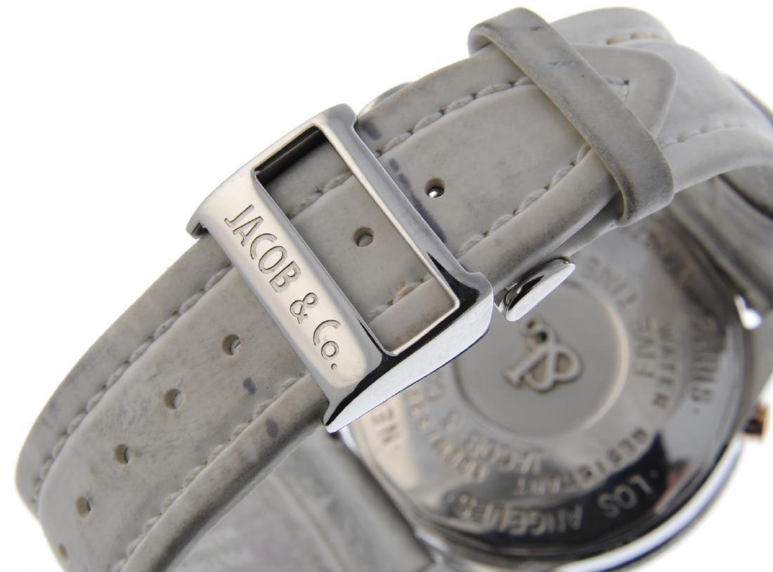 JACOB & CO - a lady's Five Time Zone wrist watch. - 2