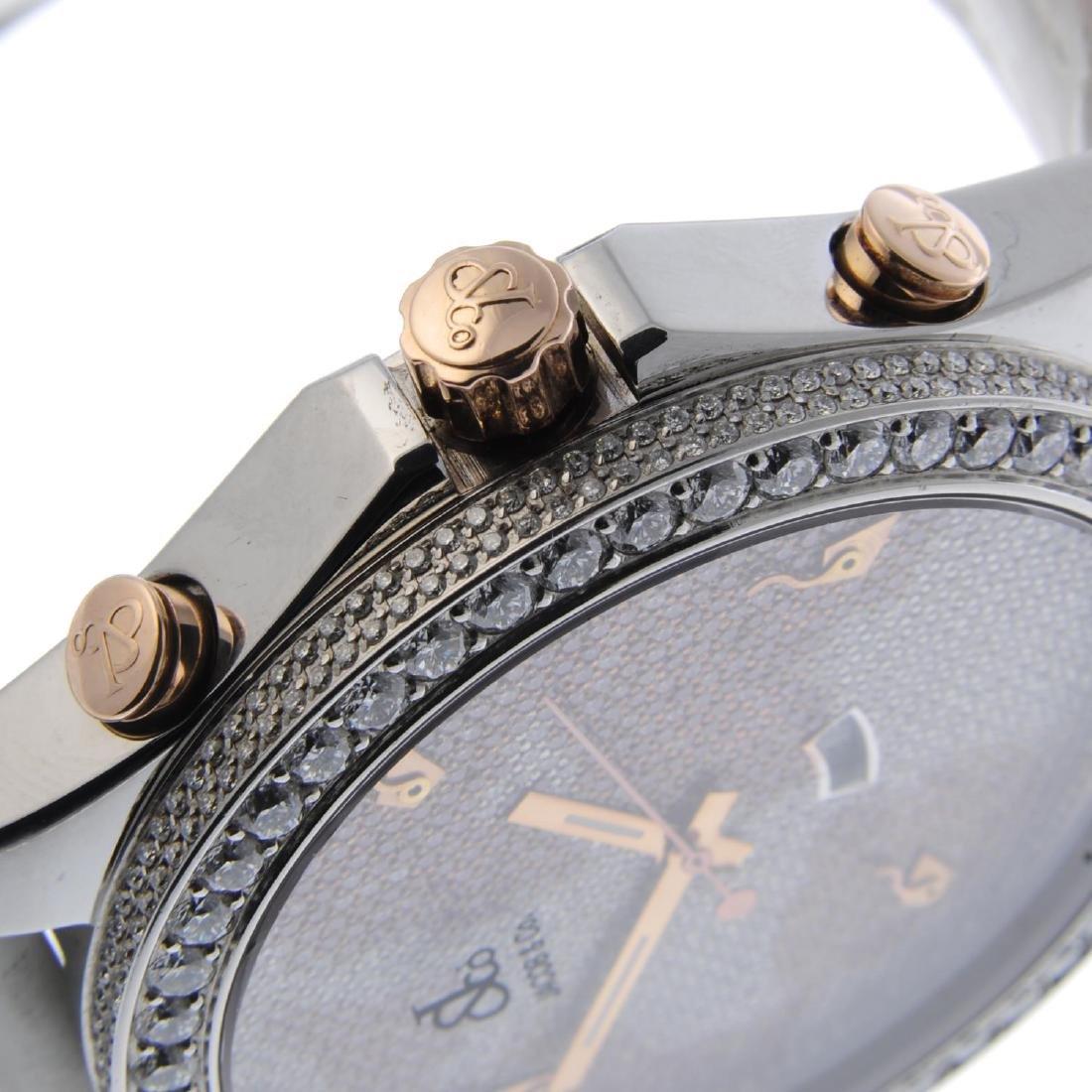 JACOB & CO - a lady's Five Time Zone wrist watch. - 4
