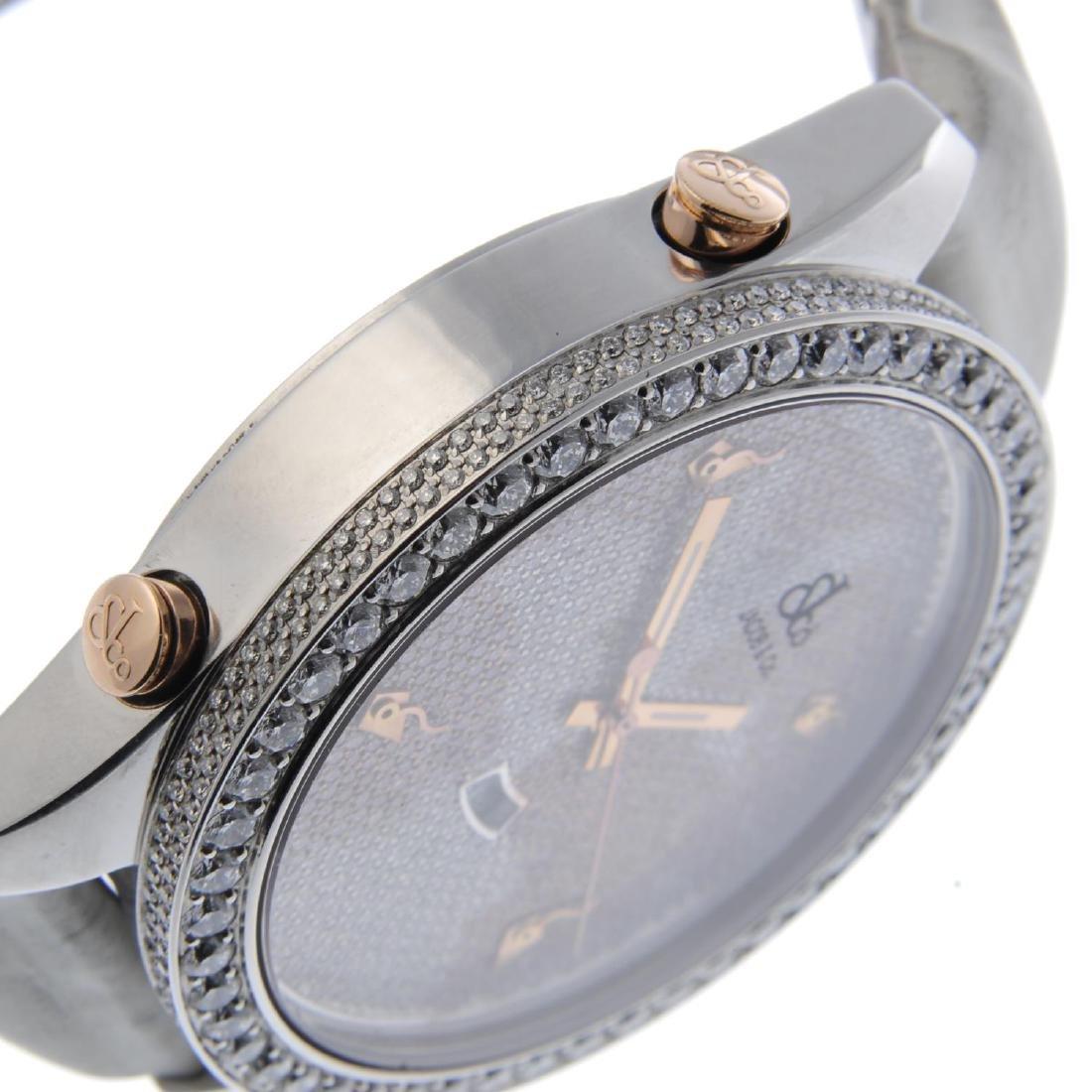 JACOB & CO - a lady's Five Time Zone wrist watch. - 5
