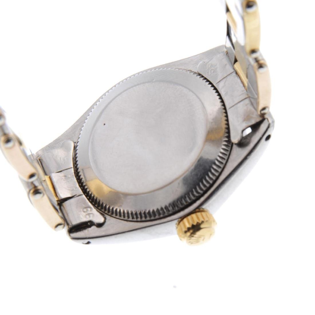 ROLEX - a lady's Oyster Perpetual bracelet watch. Circa - 3