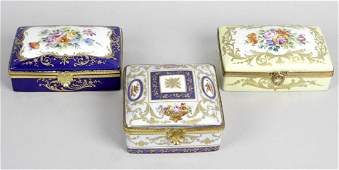 A large quantity of assorted Limoges porcelain, to