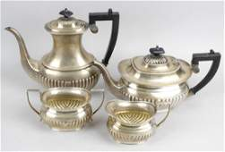 A large mixed collection of silver plated wares to