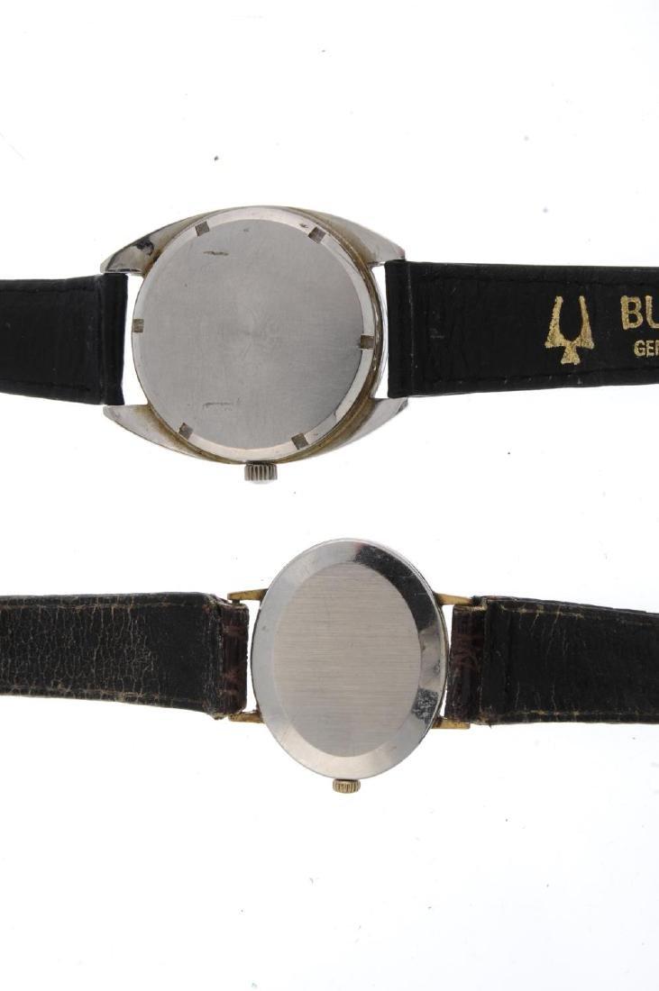 OMEGA - a gentleman's Genève bracelet watch. Stainless - 5