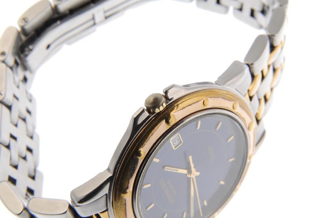 RAYMOND WEIL - a gentleman's Tango bracelet watch. - 3
