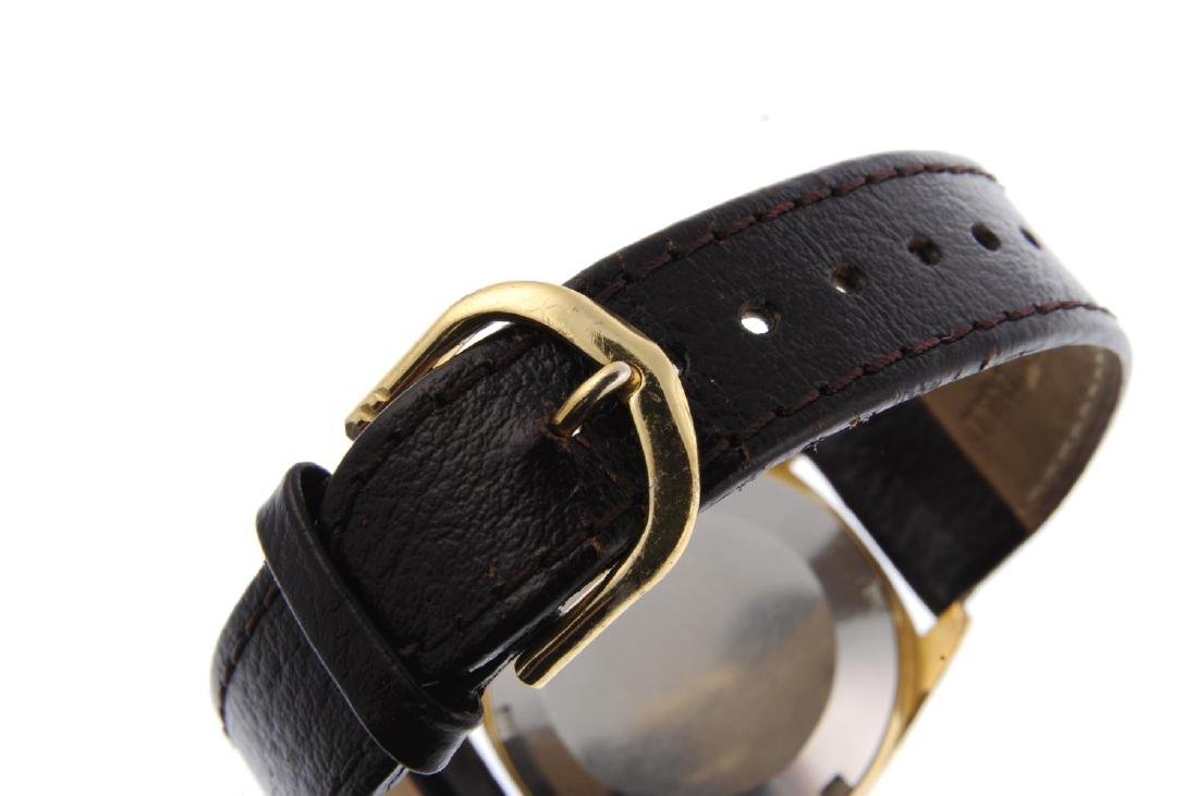 OMEGA - a gentleman's Genève wrist watch. Gold plated - 2
