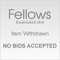 Lot has been withdrawn.