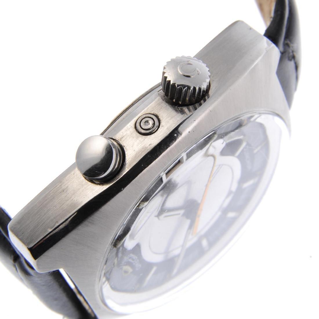 OMEGA - a gentleman's Seamaster Memomatic wrist watch. - 4