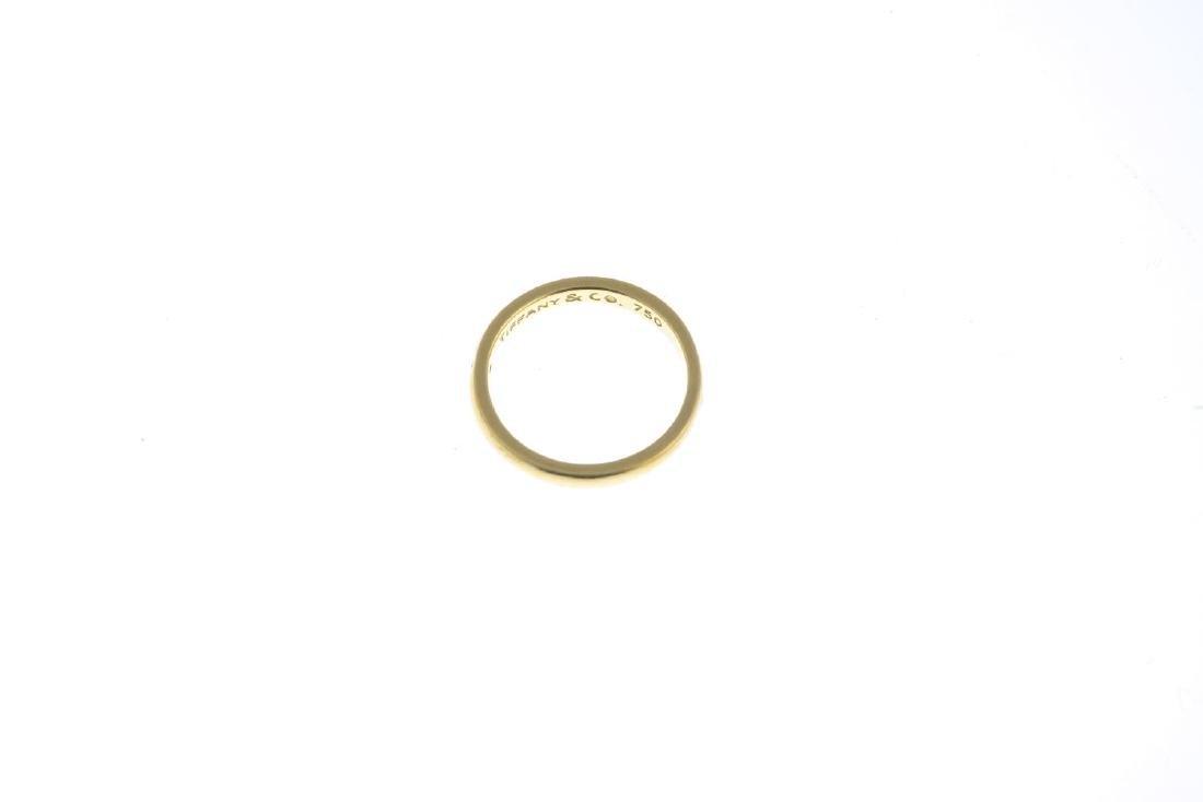 TIFFANY & CO. - a diamond band ring. The brilliant-cut - 3