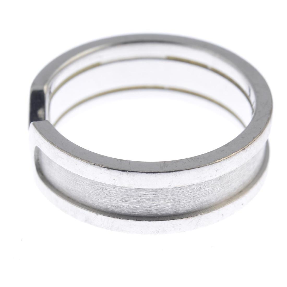 CARTIER - a 'C de Cartier' ring. Designed as an - 2