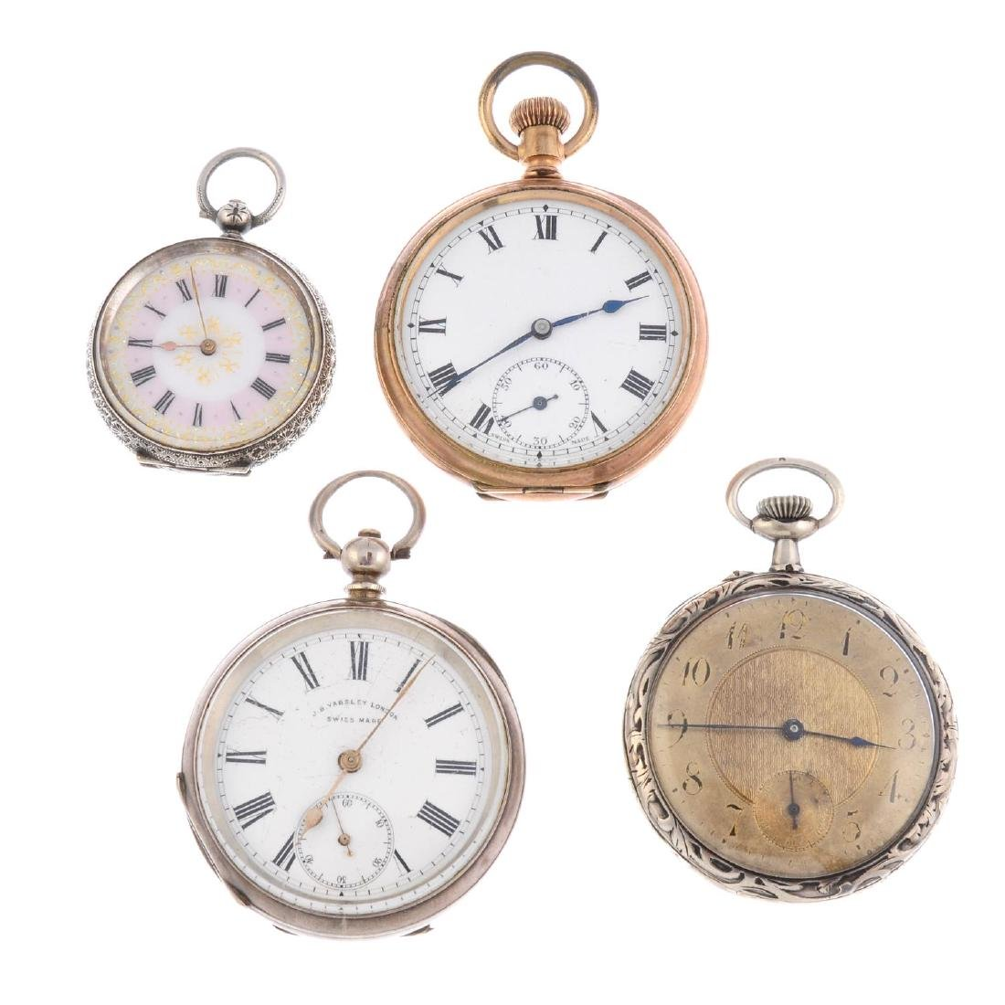 A group of twelve assorted pocket watches, to include