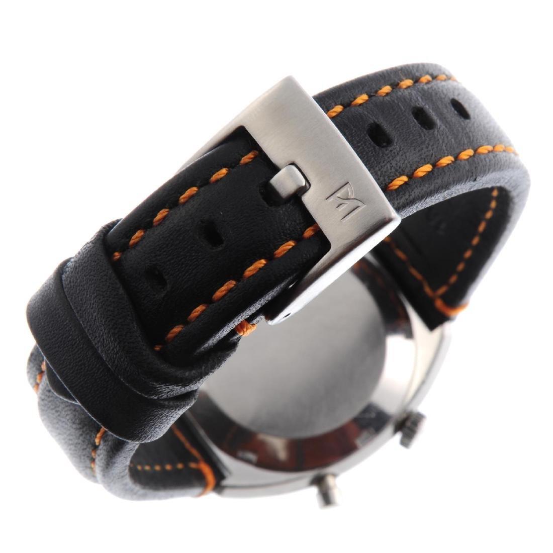 OMEGA - a gentleman's Chronostop wrist watch. Stainless - 2