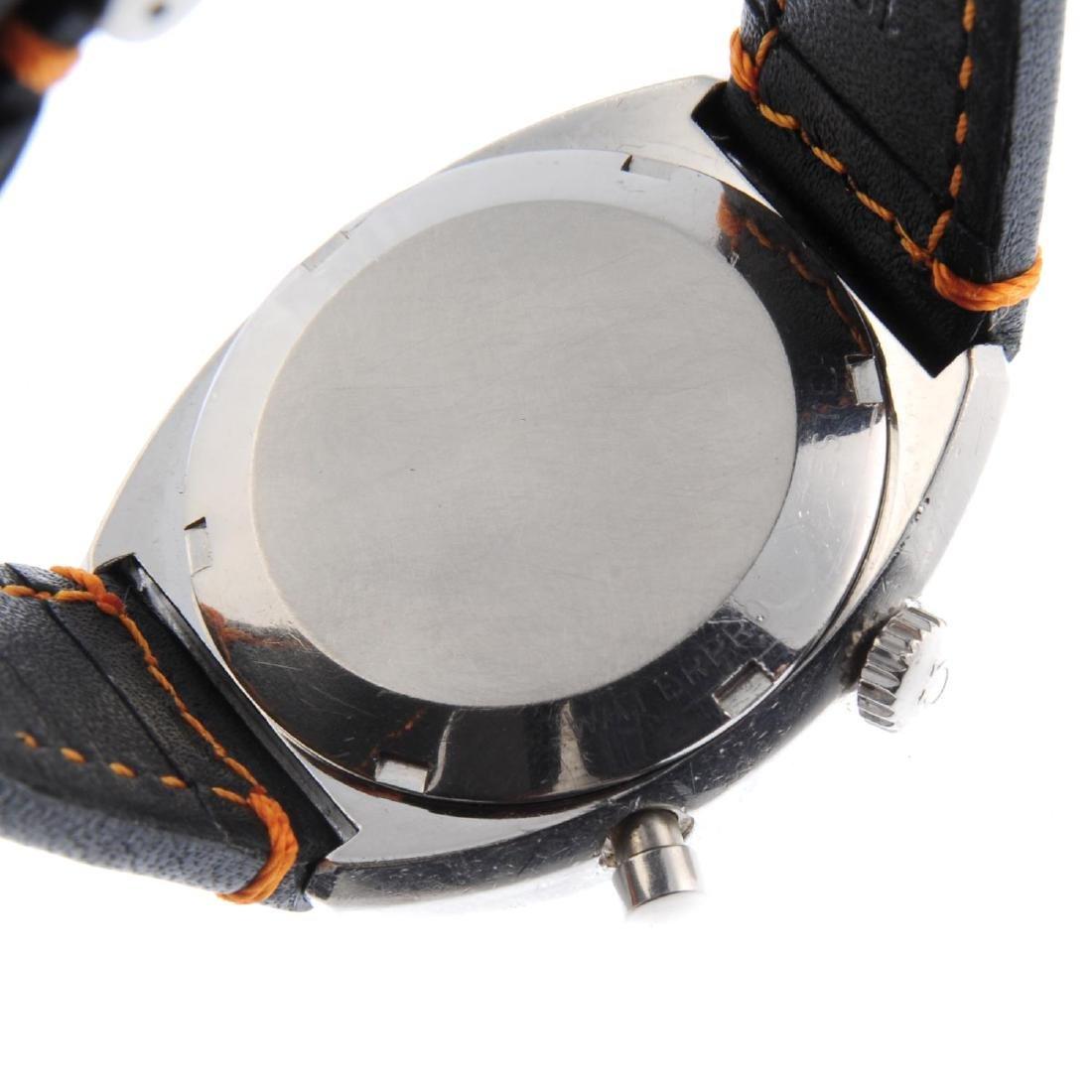 OMEGA - a gentleman's Chronostop wrist watch. Stainless - 4