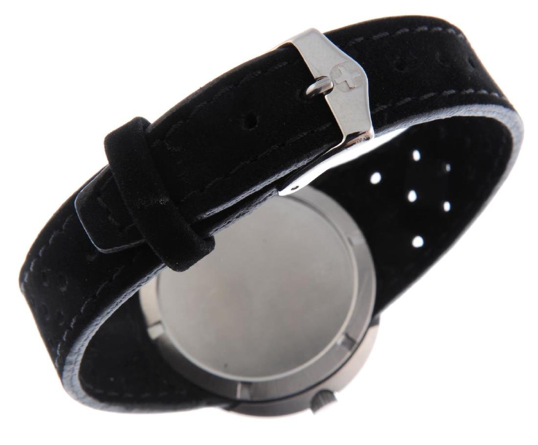 OMEGA - a gentleman's Dynamic wrist watch. Stainless - 2