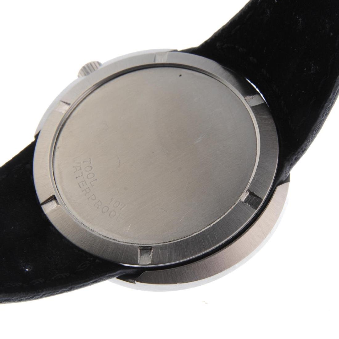 OMEGA - a gentleman's Dynamic wrist watch. Stainless - 3