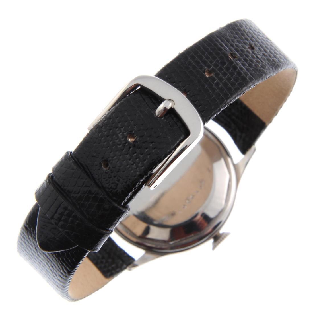 LECOULTRE - a gentleman's Power Reserve wrist watch. - 2