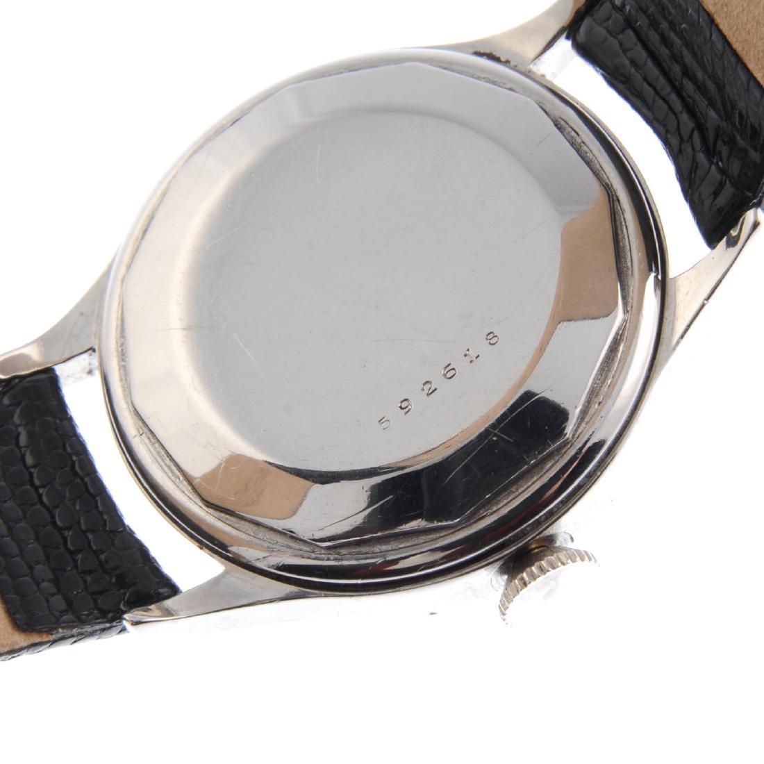 LECOULTRE - a gentleman's Power Reserve wrist watch. - 4